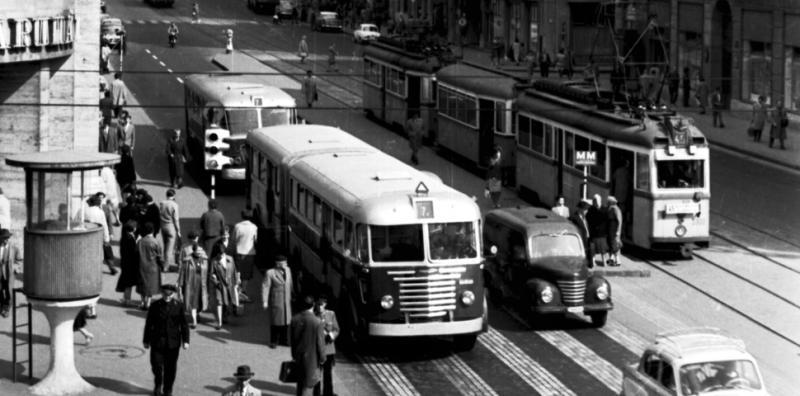 Tarlós: a BKV 50 éve kihagyhatatlan része a főváros életének
