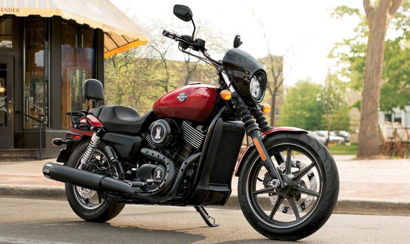 Harley Davidson Street Xg750
