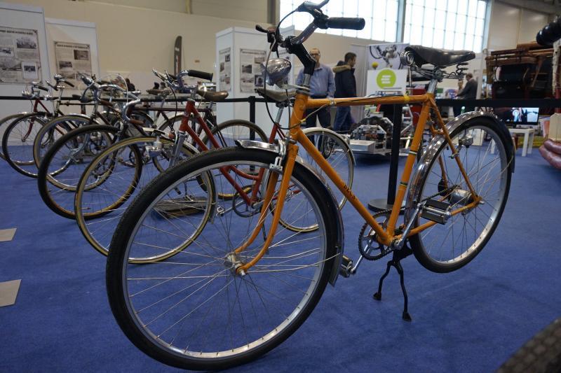 Ritka magyar kerékpárok is voltak az AMTS-en  b6ee8149f8