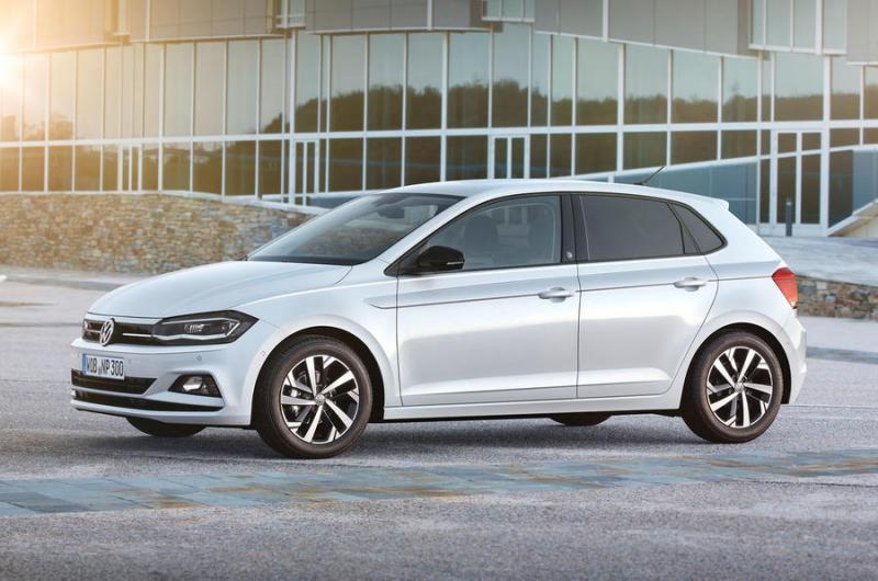 Hivatalosan is bemutatkozott az új Volkswagen Polo