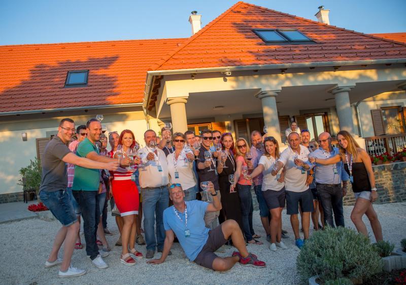 Magyar Borok Útja Rallye
