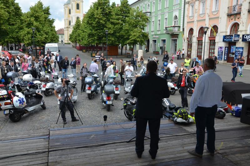 I. Motoros Borok Útja Rallye