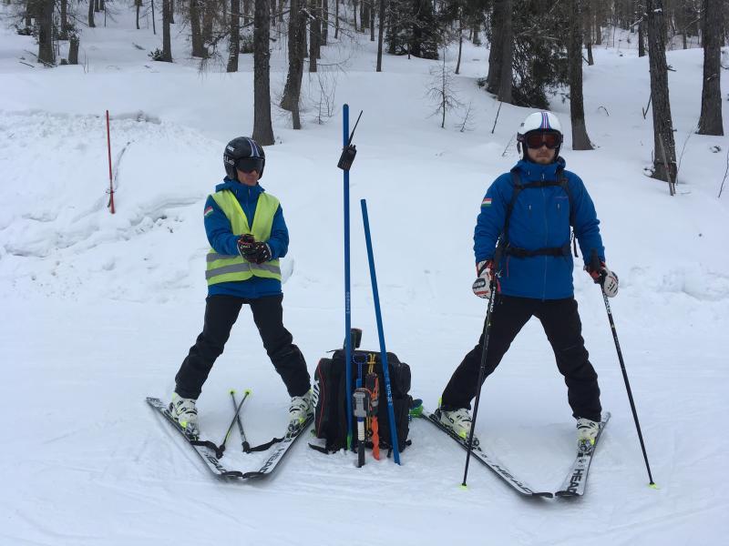 Balogh Zsolt: Vakon síelni olyasmi, mint mitfahrerrel rallizni (1. rész)