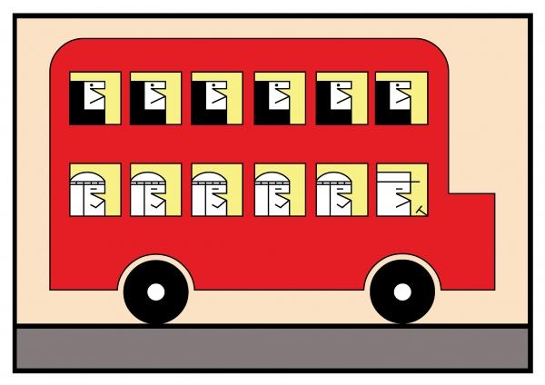 A nap karikatúrája: Rend a lelke mindennek