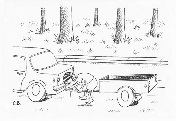 A nap karikatúrája: Pinocchio megoldja